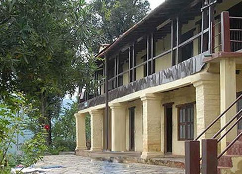 Laxmi Ashram at Kausani
