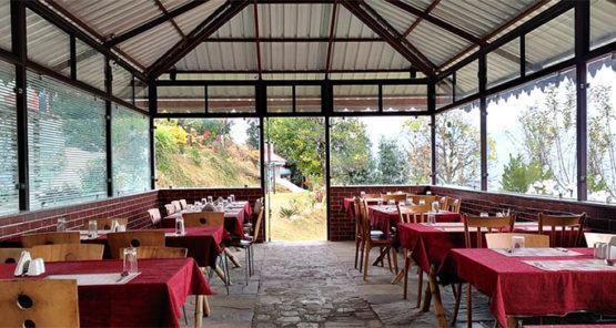 Restaurant at Himalaya Darshan Resort
