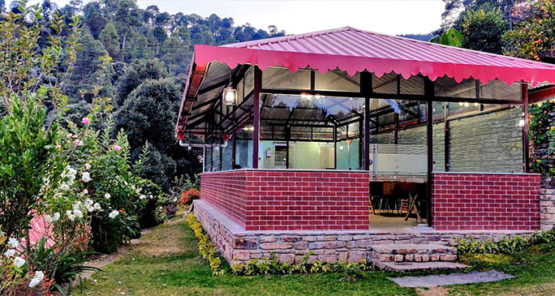 restaurants in kausani